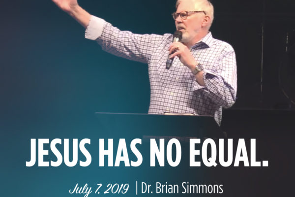 Dr  Brian Simmons | New Life Covenant Church